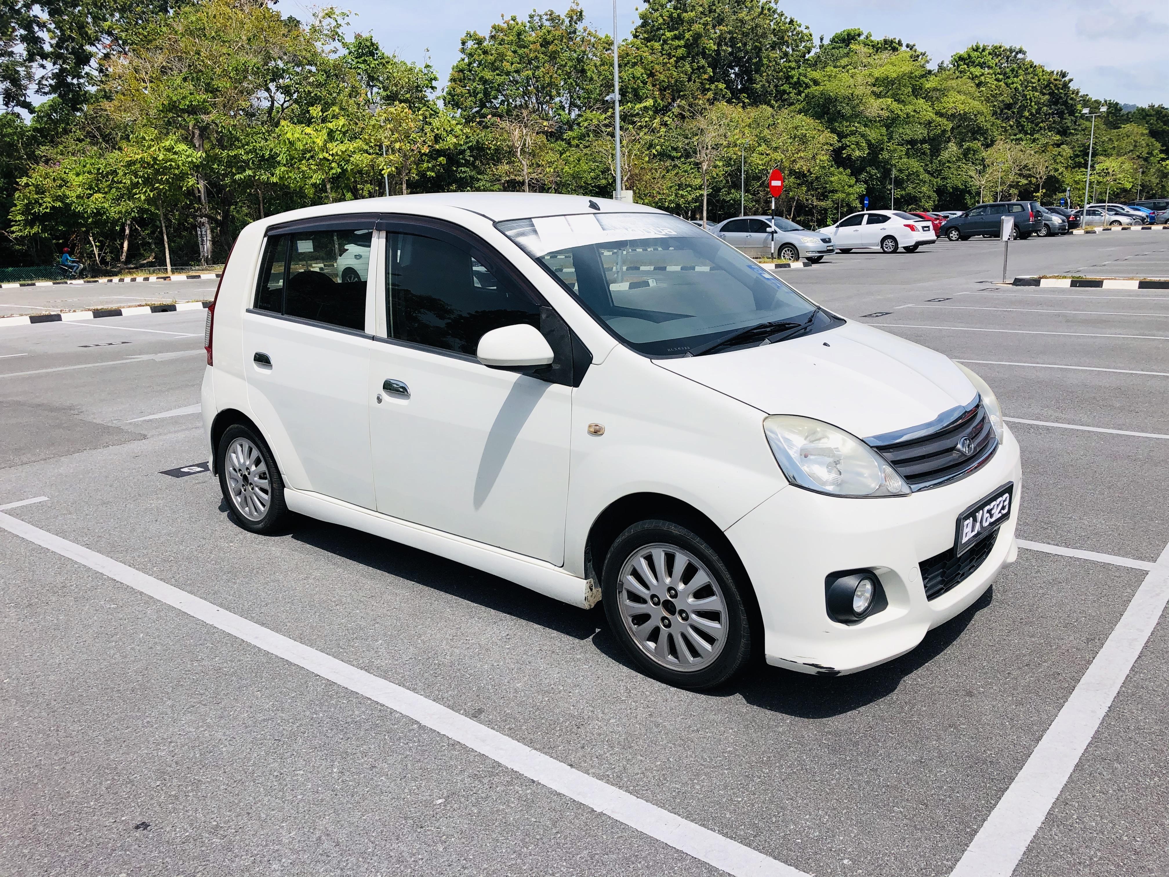 Perodua Viva Auto