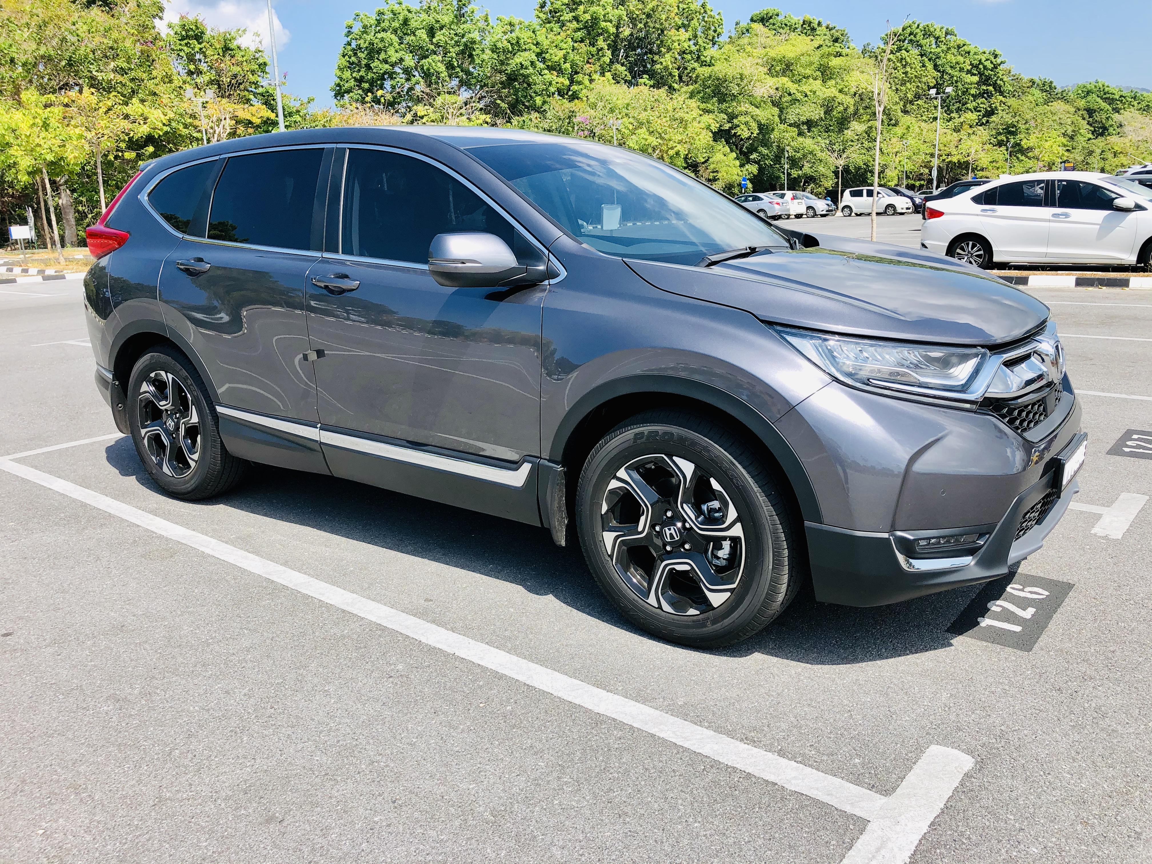 New Honda CRV 1.5 TC-p 2020