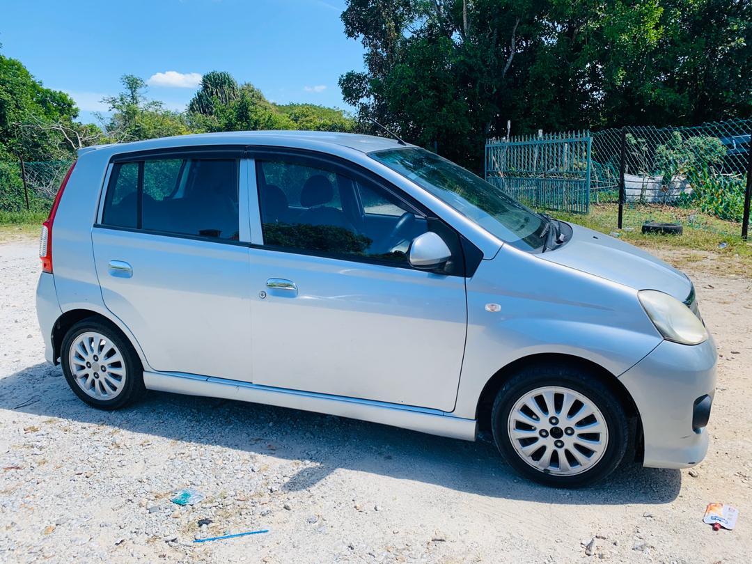 Perodua Viva Manual