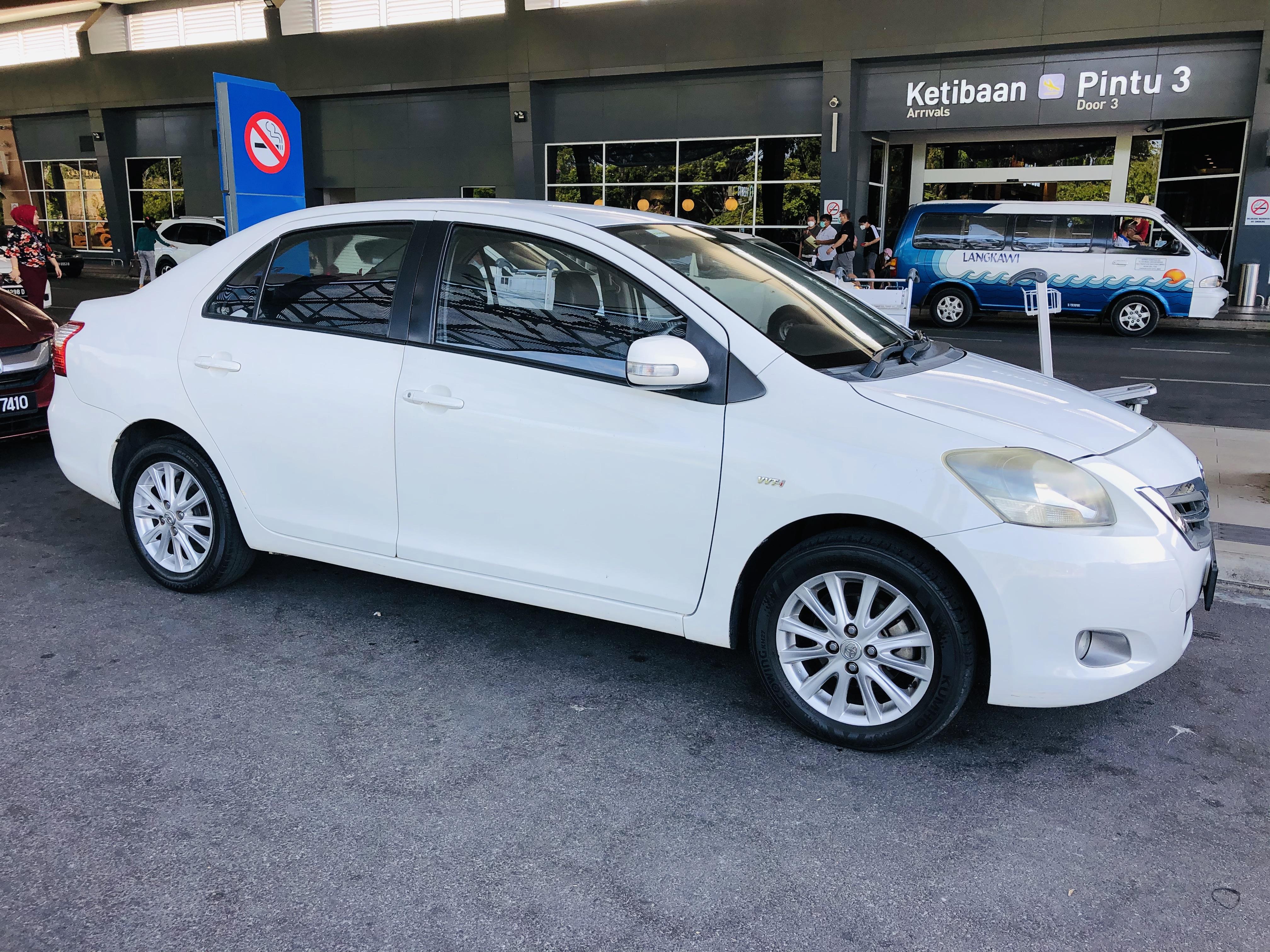 Toyota Vios Year 2012