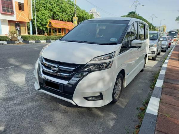 New Nissan Serena 2.0 2019