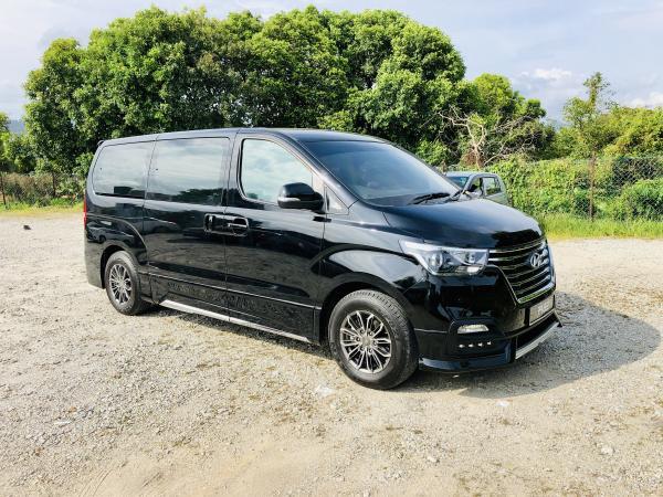 Hyundai Starex 2.5 2019