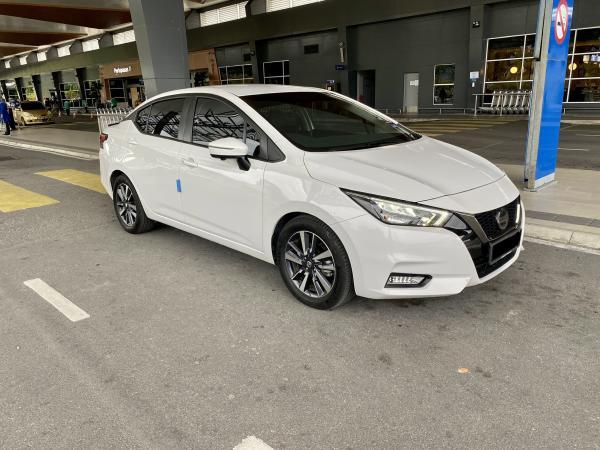 New Nissan Almera 1.0 Turbo 2021
